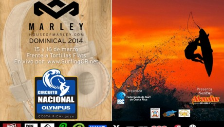 Copa House Of Marley Dominical 2014