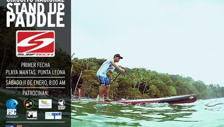 Circuito Nacional Stand Up Paddle Surftech 2014 Fecha1
