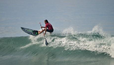 Sup Surfing - Foto Antonio Russo