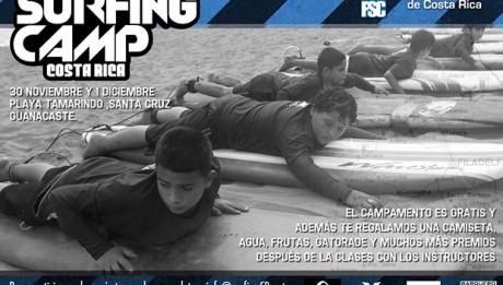 Junior Surfing Camps Brasilito