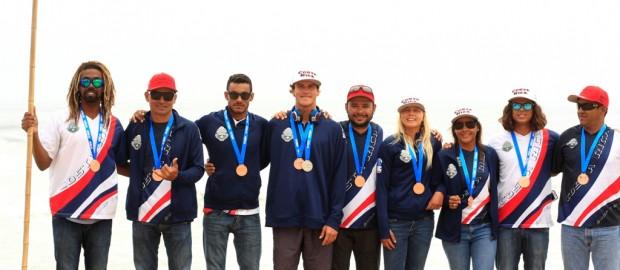 Medallero - Foto Fabián Sánchez