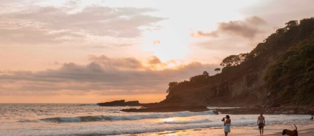 Playa Maderas Rivas - Foto visitanicaragua