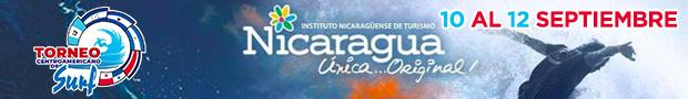 Torneo Centroamericano de Surf Nicaragua 2021